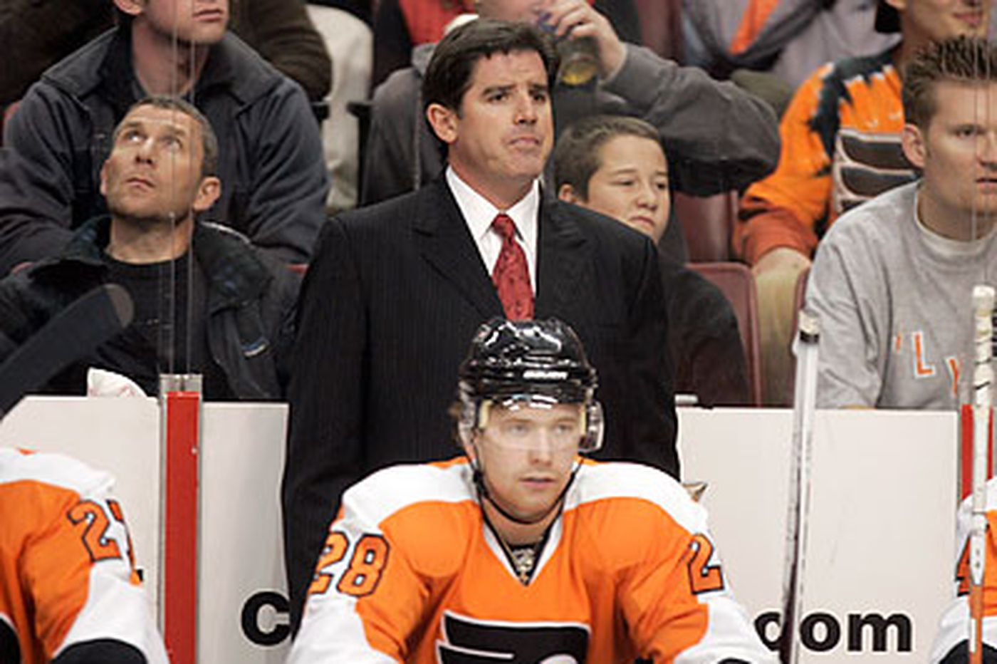 Slumping Flyers searching for answers