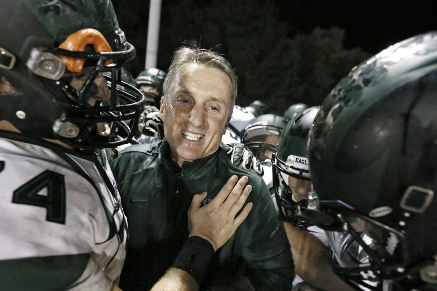 Clyde Folsom resigns as West Deptford coach