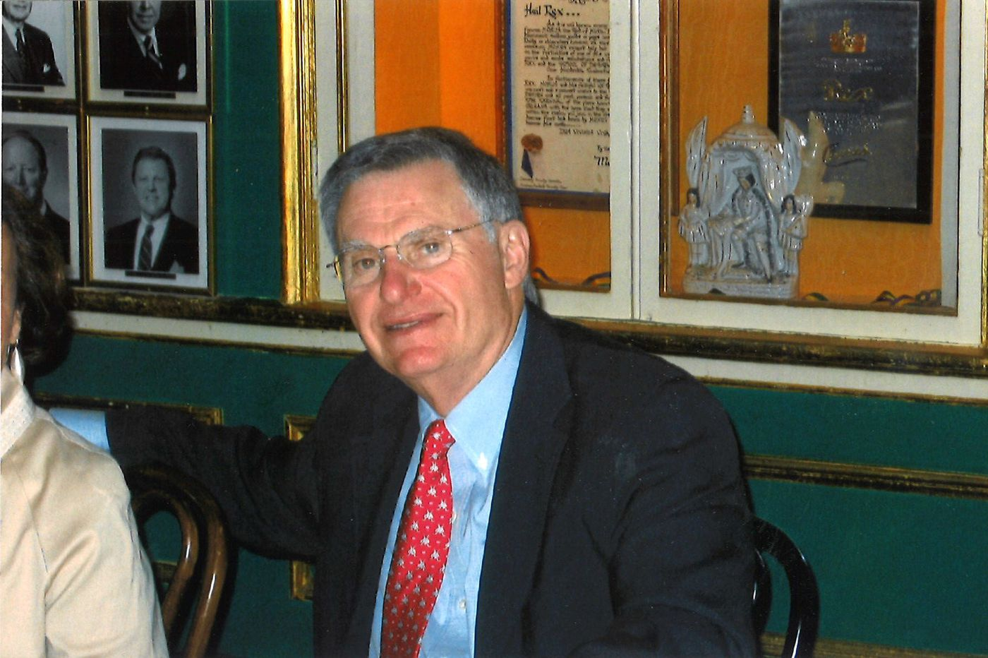 Dr. Allen R. Myers, 85, rheumatologist and former dean of medicine at Temple University