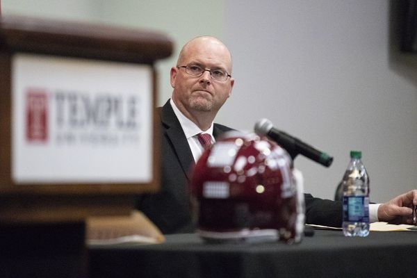 Temple football coach Rod Carey adds three assistant football coaches from NIU