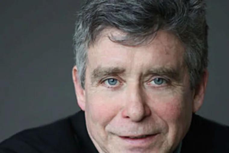 "Jay McInerney, author of ""Bright, Precious Days."""