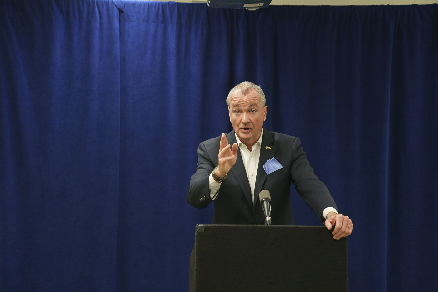 Trump's lawsuit over New Jersey's sanctuary policy for immigrants is 'election year politics,' Gov. Phil Murphy says