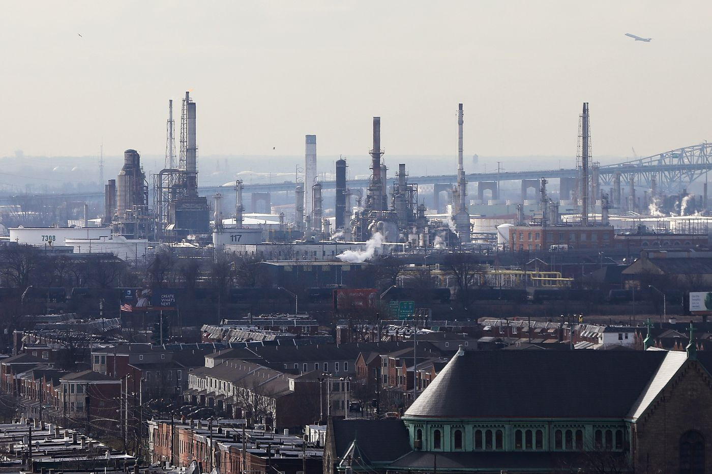 What contamination lurks on — and under — shuttered South Philly refinery