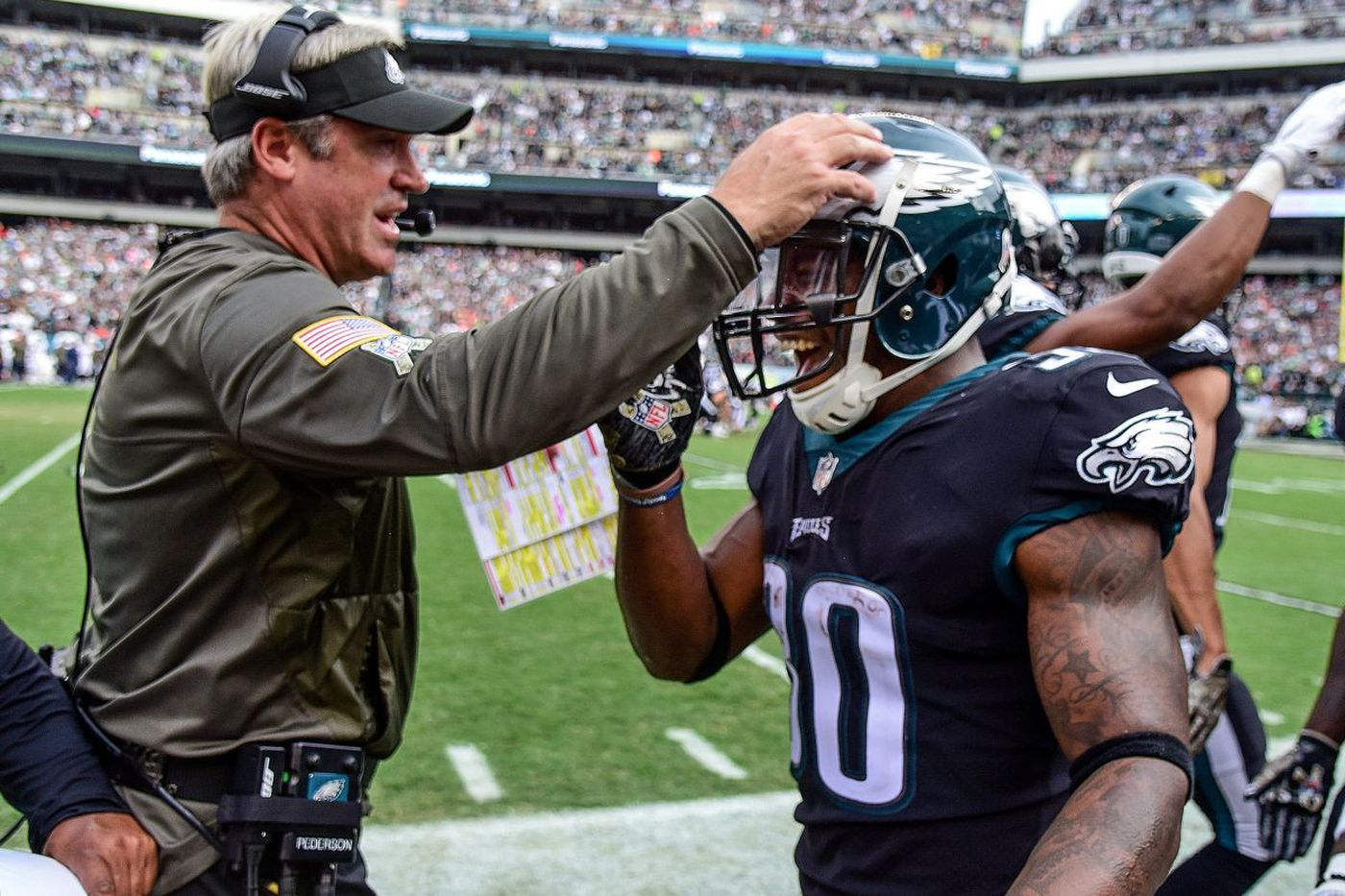 This is a good time for Eagles to catch their breath, and adjust to great expectations