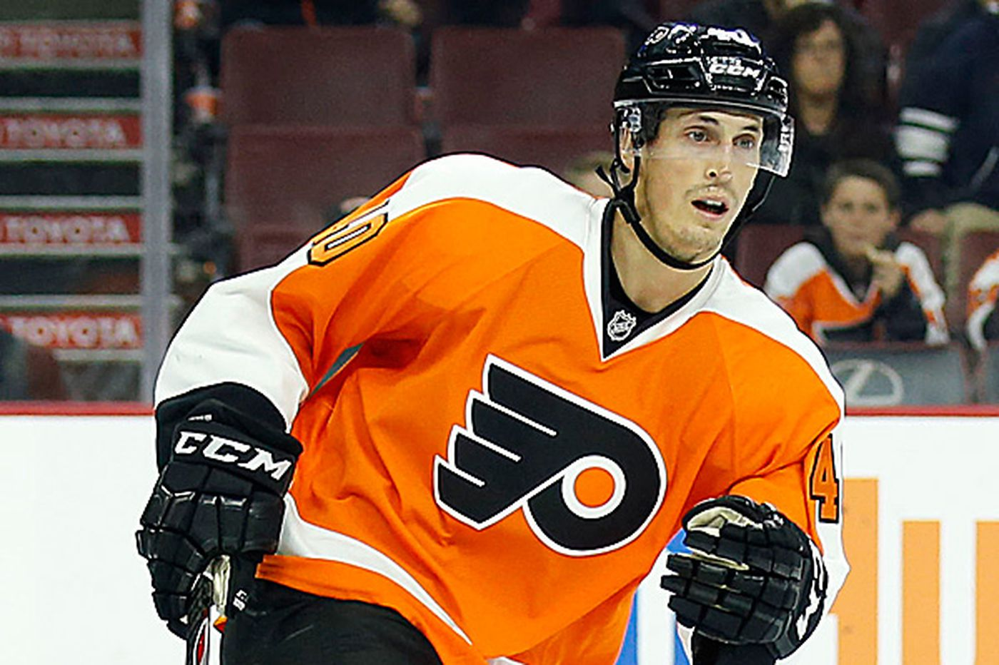 Flyers' Lecavalier at a loss as he waits to play