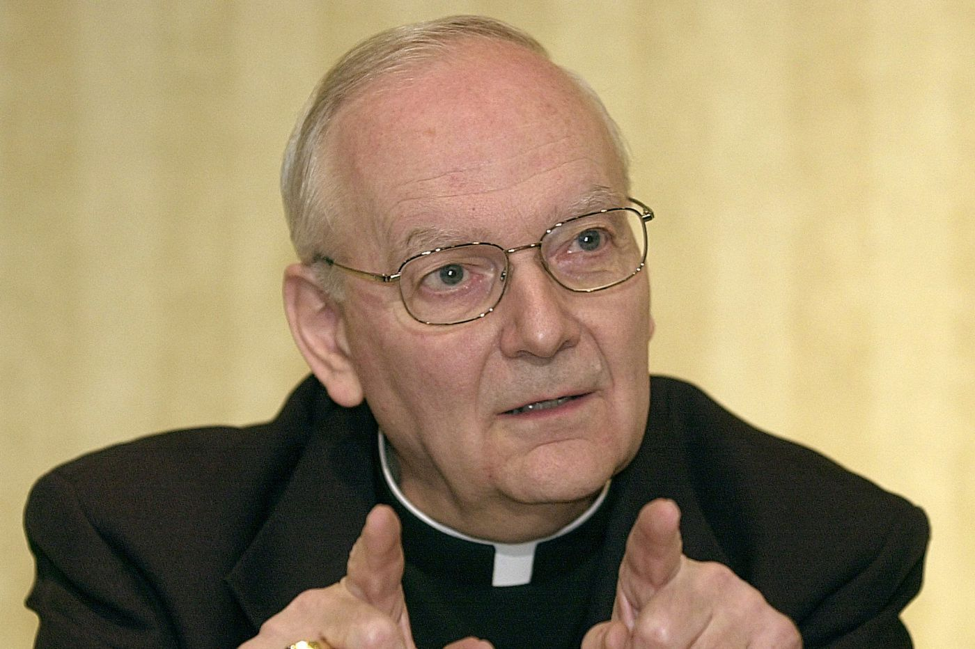 In scathing report, grand jury says priest abuse cover-up began at the top