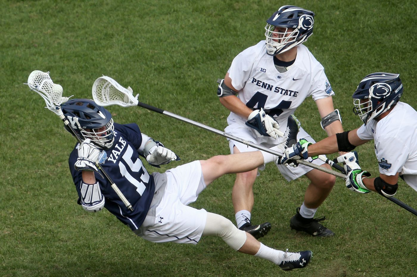 Yale beats Penn State to earn second straight NCAA Division I lacrosse championship appearance
