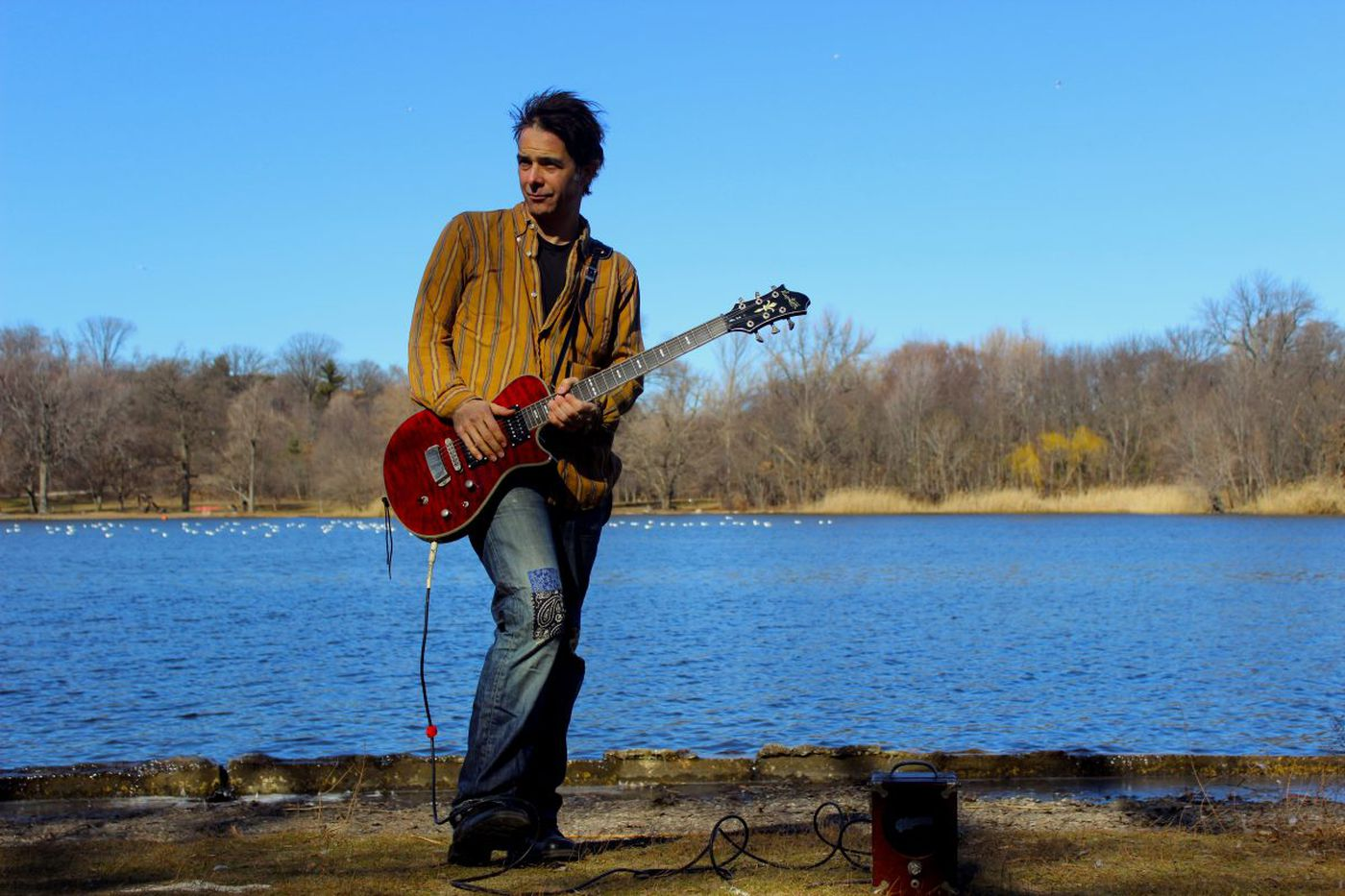 Session man to the stars Jack Petruzzelli to play NJ's Victor Records' Vault