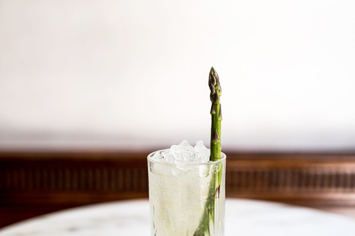 Garden-inspired cocktails bring veggies from the kitchen to the bar