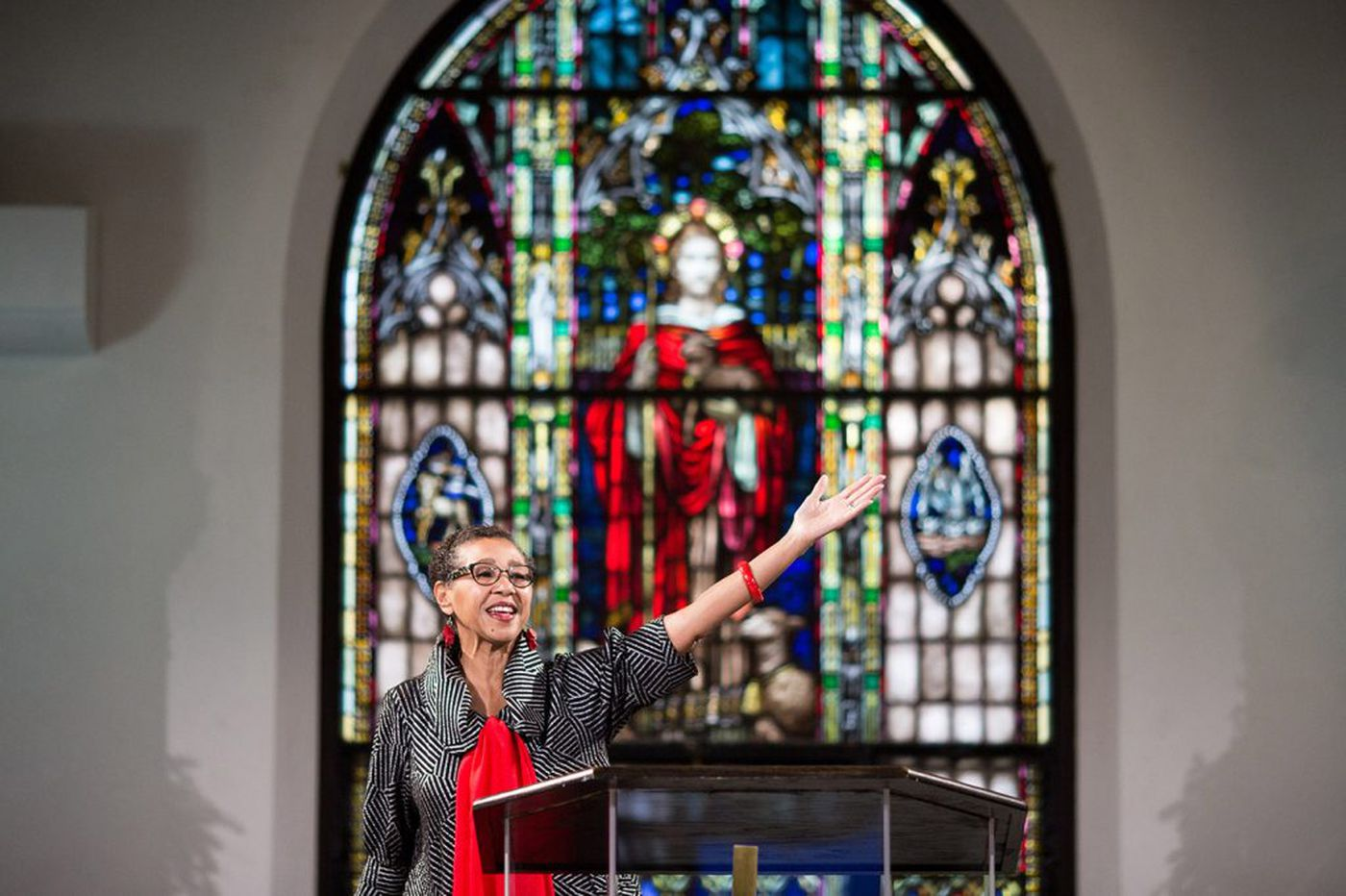 A doctor-turned-preacher urges her flock to make end-of-life plans