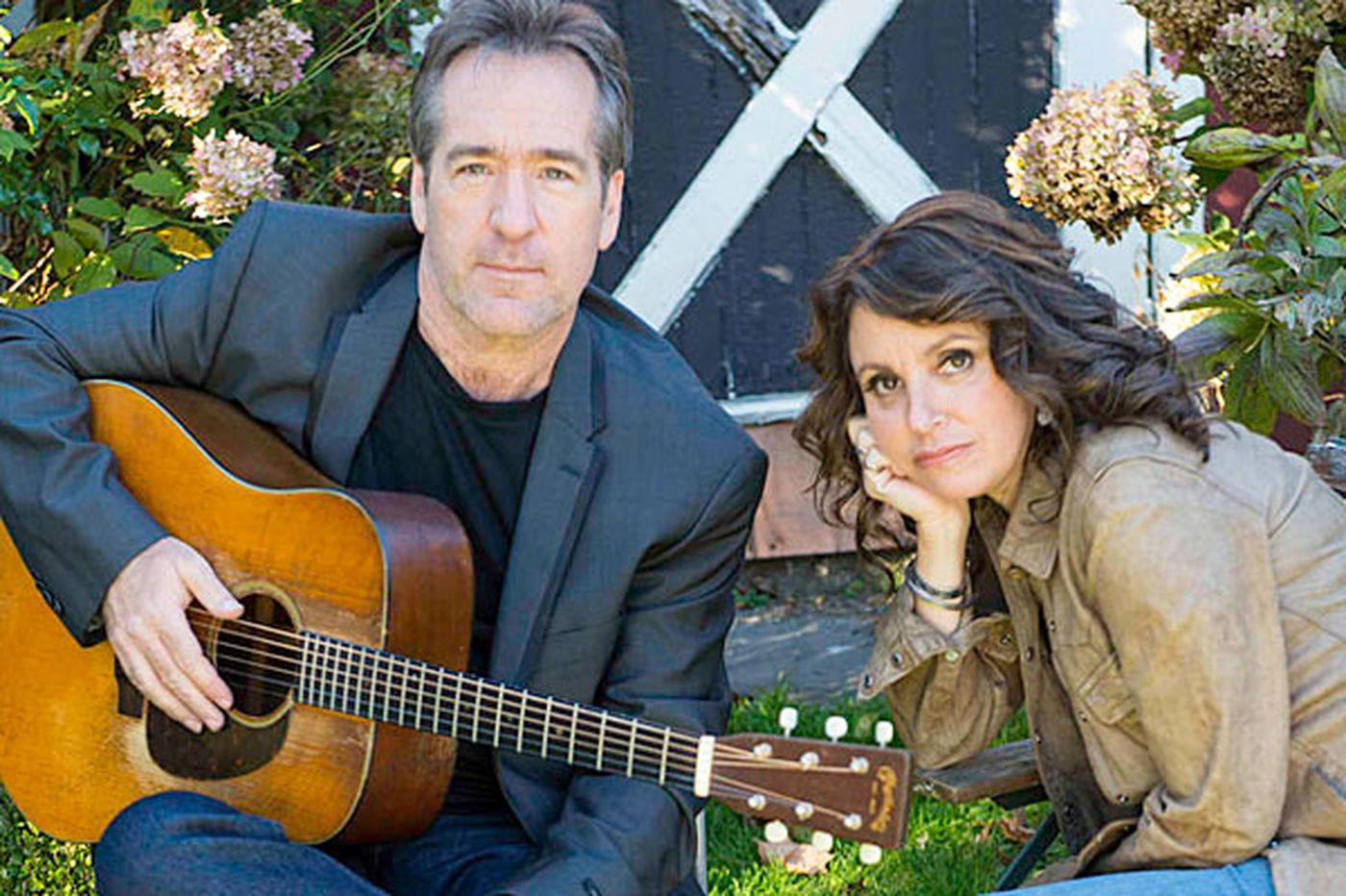 Lucy Kaplansky and Richard Shindell join forces at World Café Live