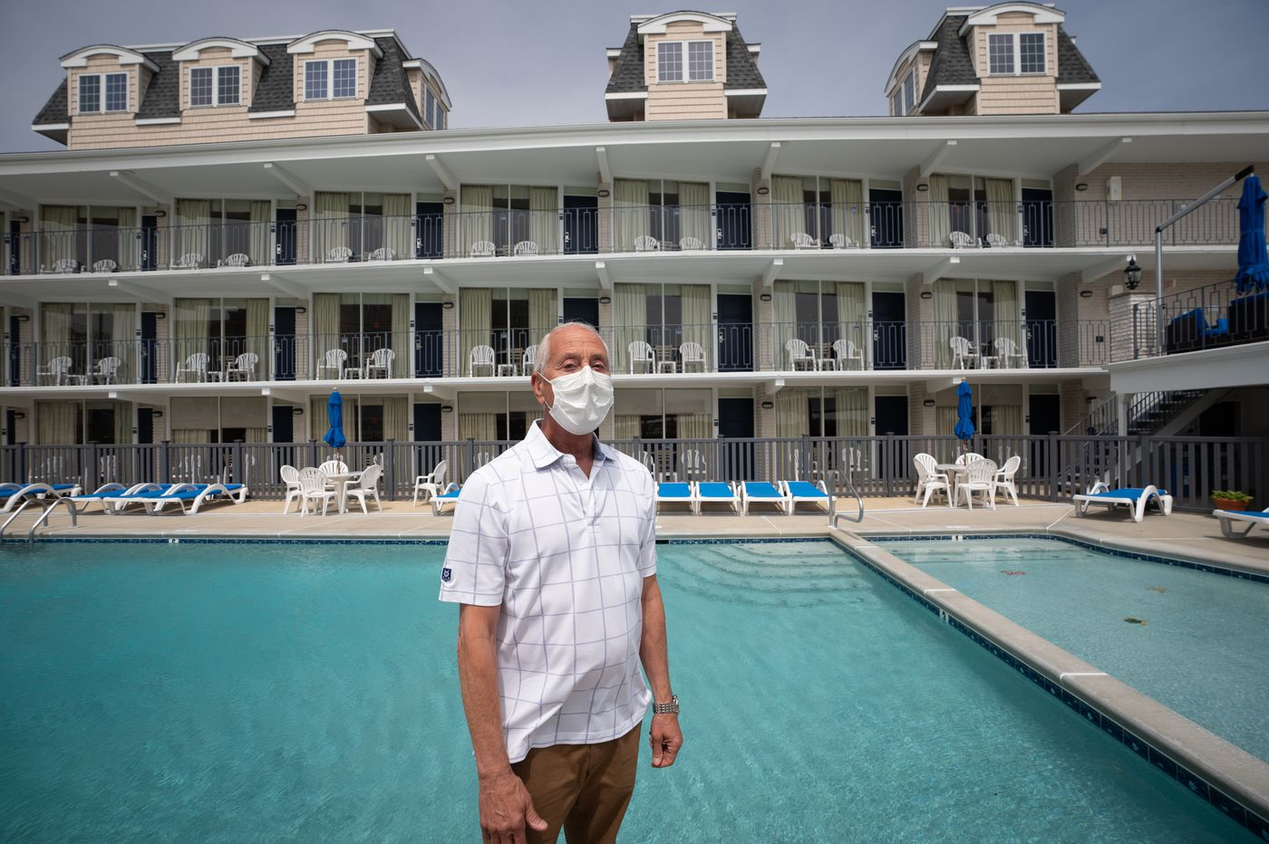 Checking in: Wildwood motels at limping Jersey Shore first to welcome guests