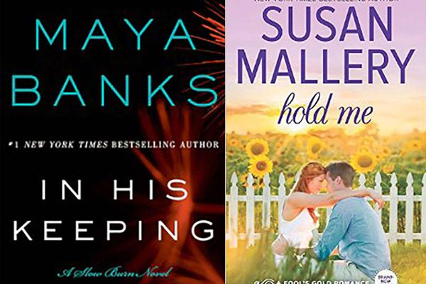 Romance round-up: Exciting tales from Isabella Bradford, Maya Banks, and Susan Mallery