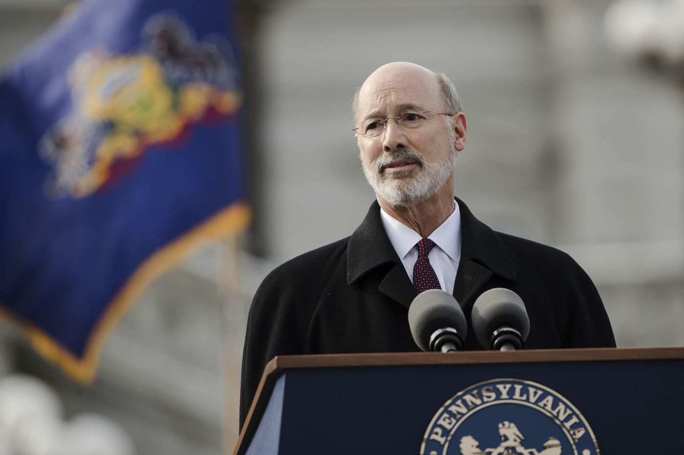 Pa. Gov. Tom Wolf to unveil budget with familiar call for a tax on natural gas drillers, but with a twist