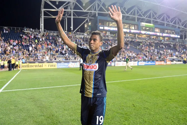 Former Philadelphia Union midfielder Kléberson has returned to the club to work as a coach at its youth academy.