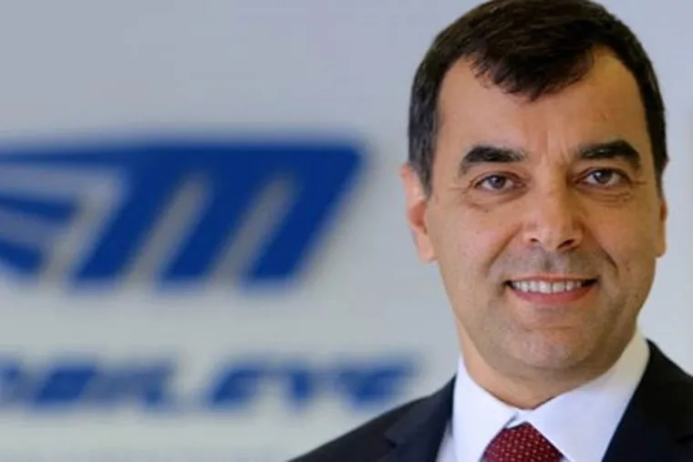 Amnon Shashua, founder and chief technology officer of Israeli camera company Mobileye, at the vanguard of self-driving cars. MobileEye sold to Intel for $15 billion. (Hebrew University)