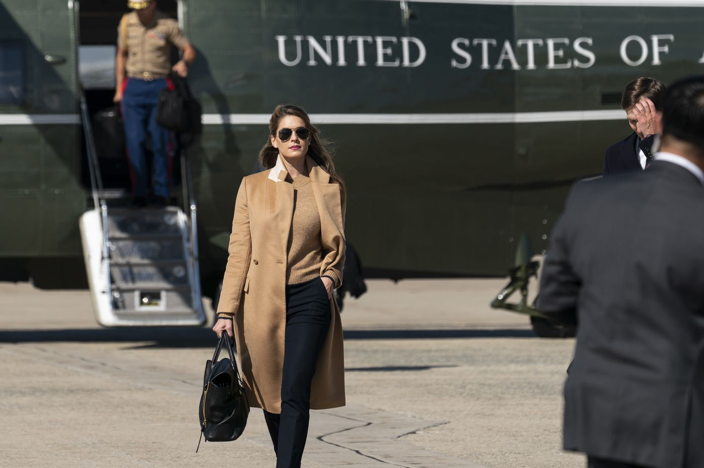 President and first lady have tested positive for COVID-19, after Hope Hicks announcement