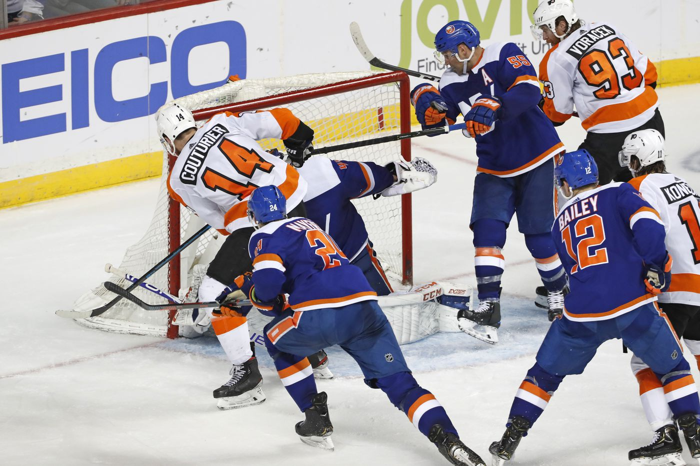 If the Flyers make the playoffs, they can thank the NHL's silly points system | Mike Sielski