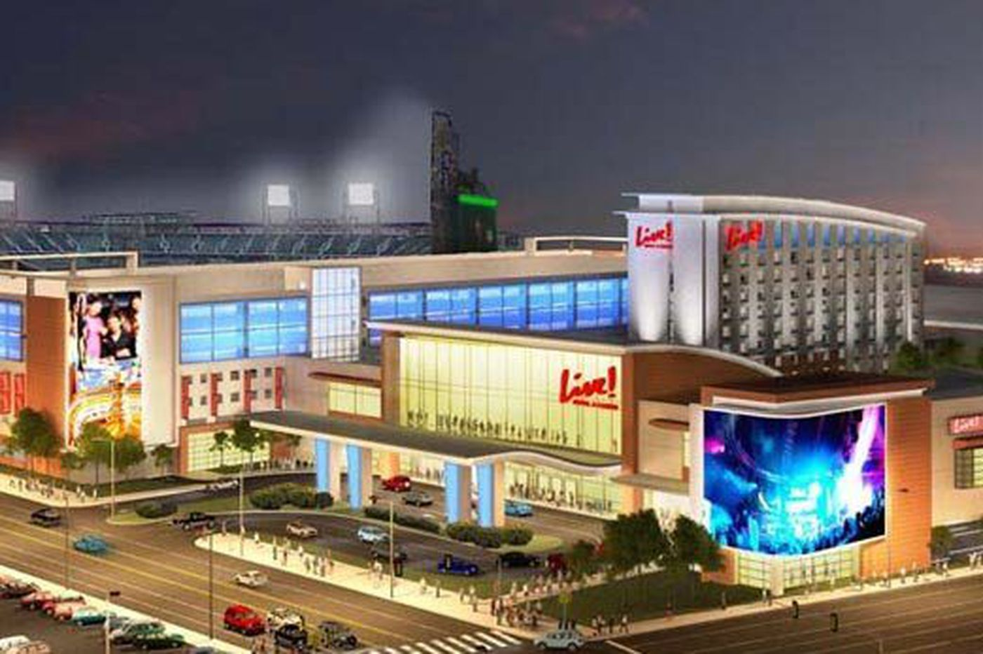 Bucks lawmaker introduces bill to ease way for S. Philly casino