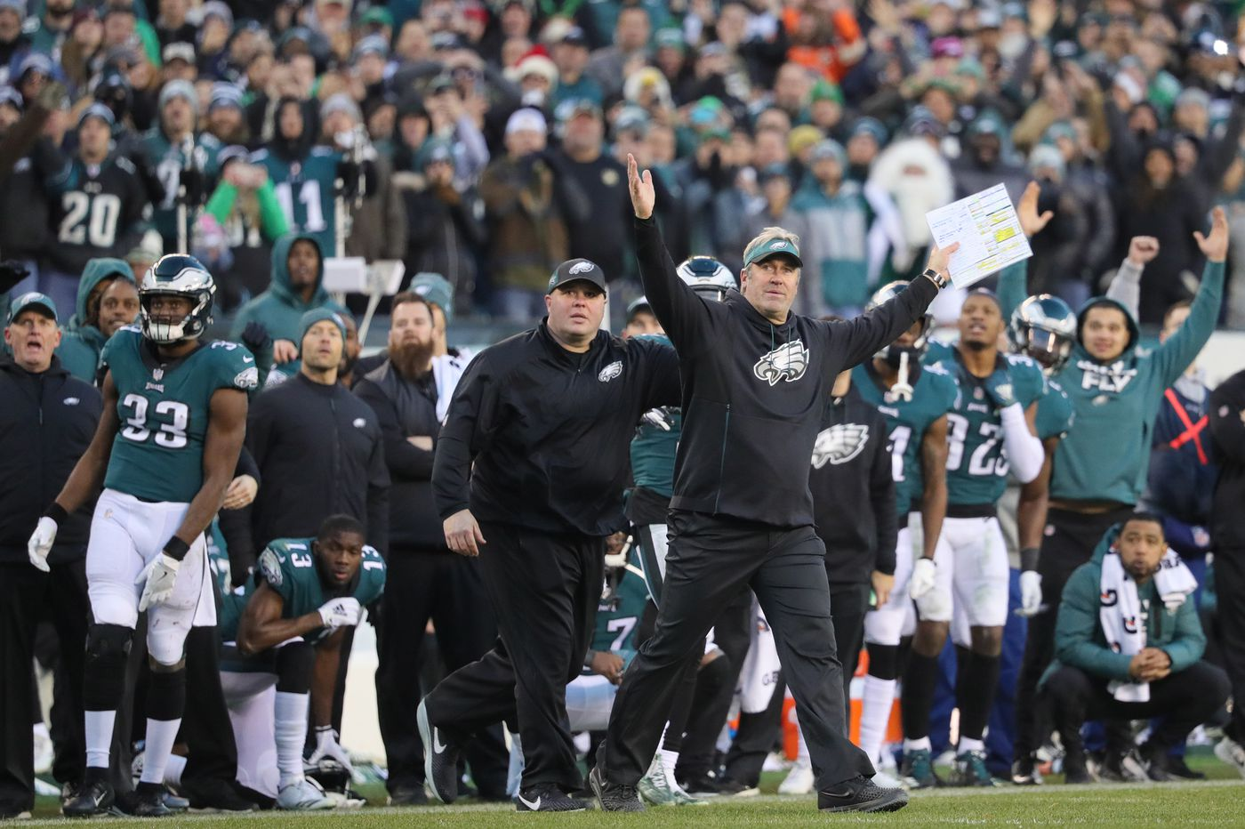 Doug Pederson: Eagles are playing their best football of the season right now