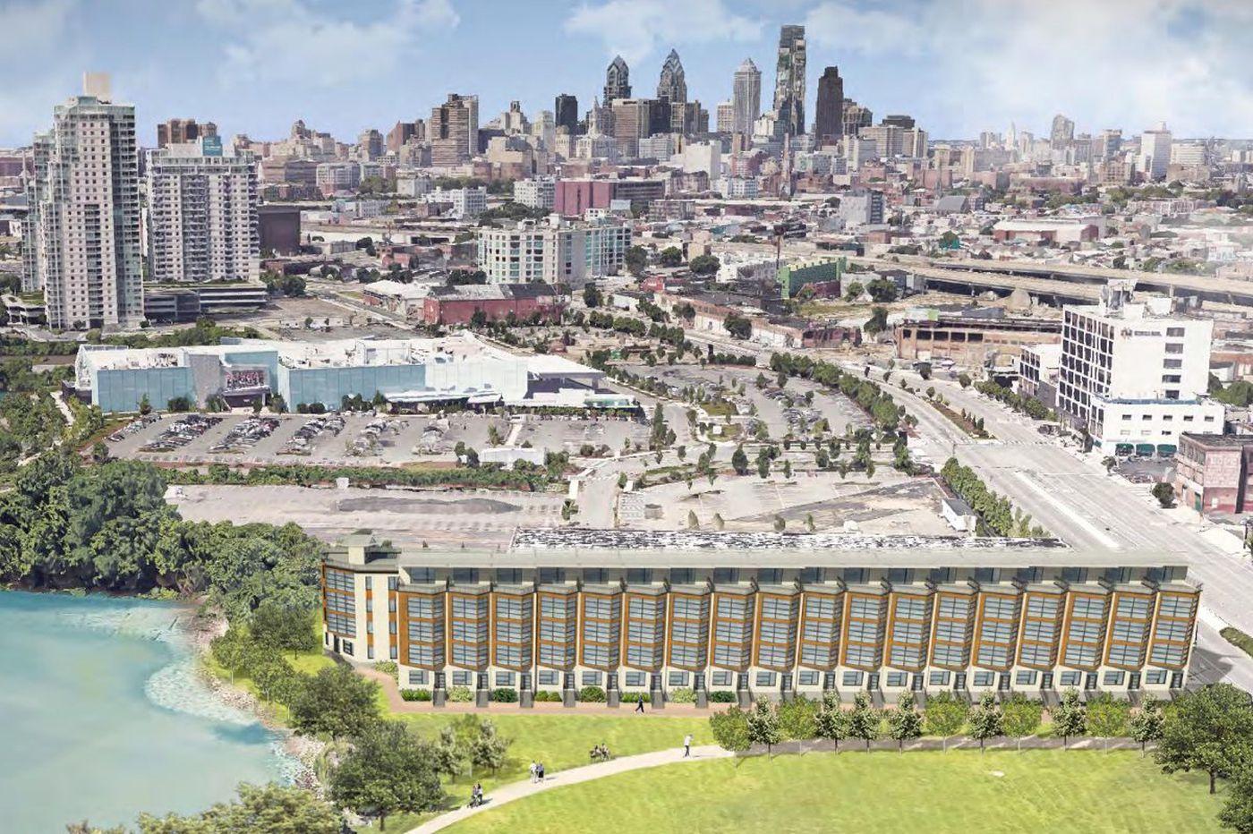Riverfront townhouse project near SugarHouse sold to NY developer