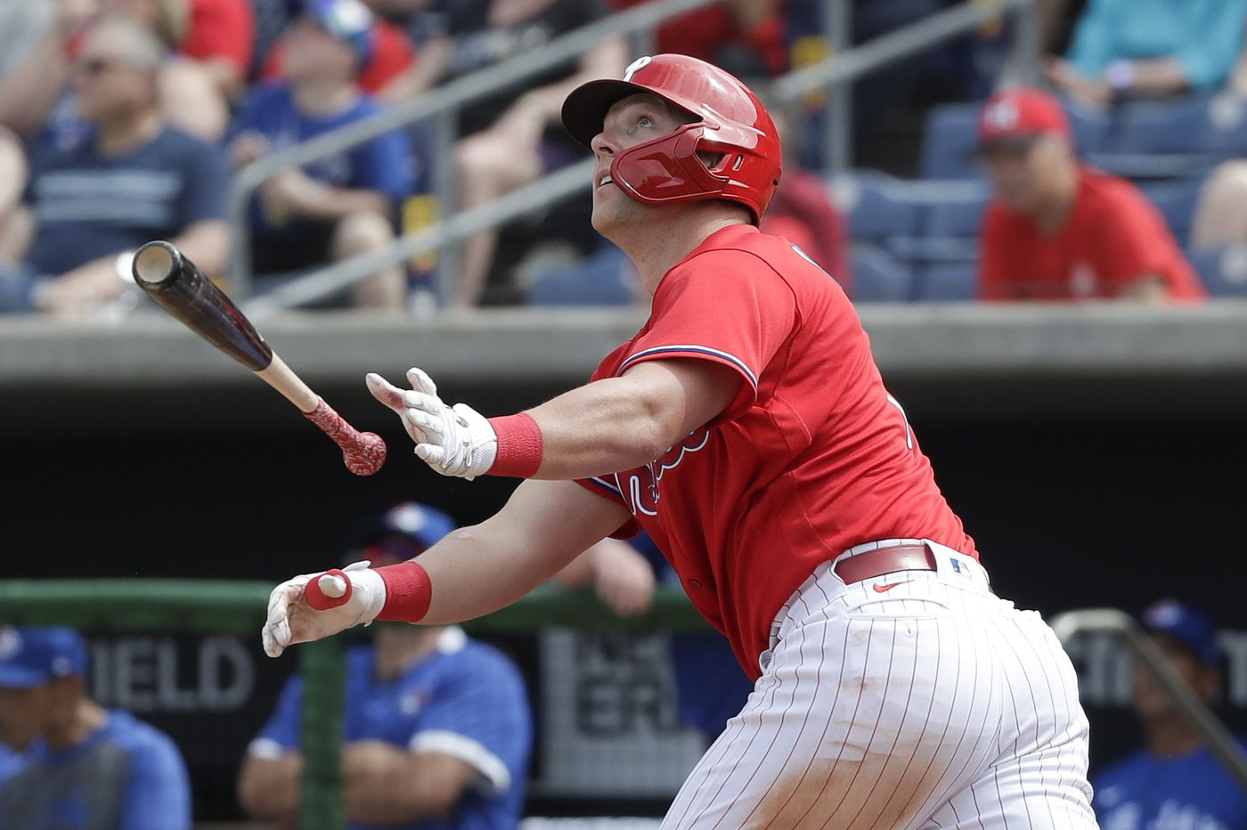 Rhys Hoskins to represent Phillies in 30-player MLB The Show video game league