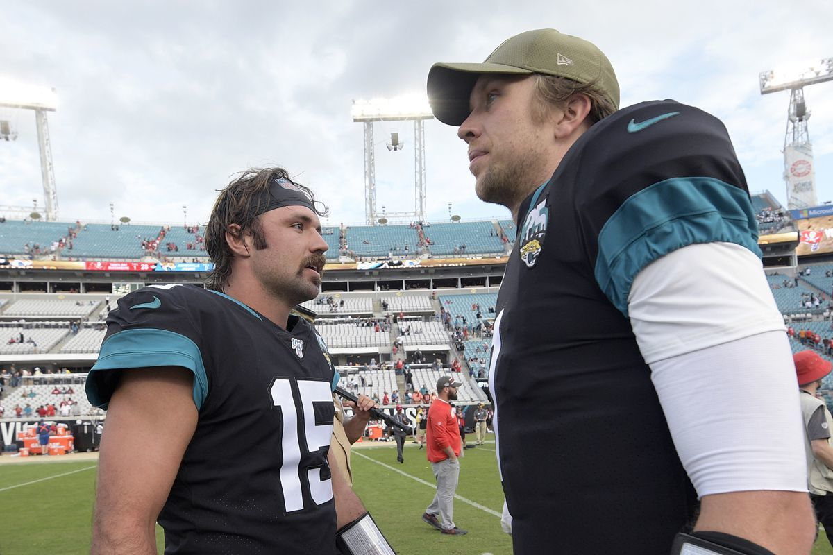 Nick Foles has suddenly become a huge problem for the Jaguars - The Philadelphia Inquirer