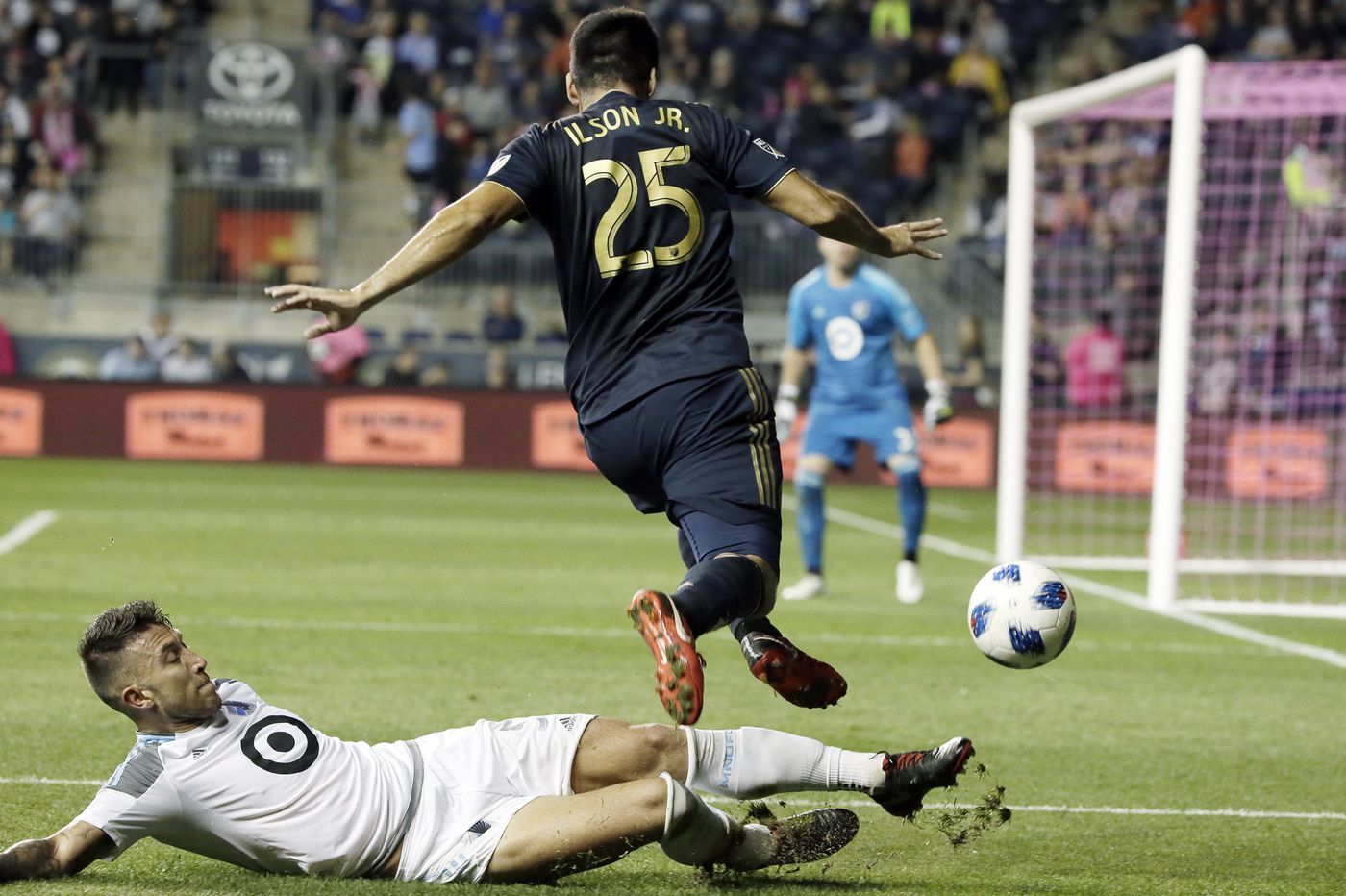 The Union have the inside track to a home playoff game, but they might not keep it
