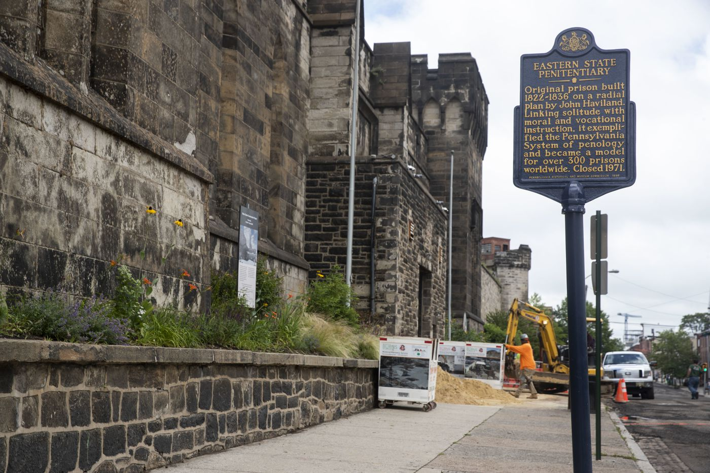 Eastern State Penitentiary and one major museum will reopen in August — with many more right after that