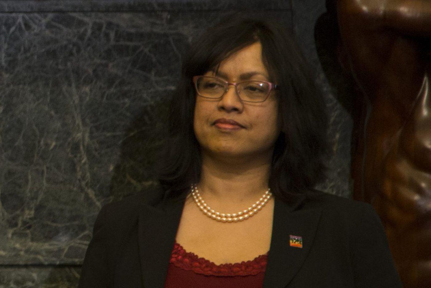 Bob Brady gets primary challenge from Deputy Mayor Nina Ahmad