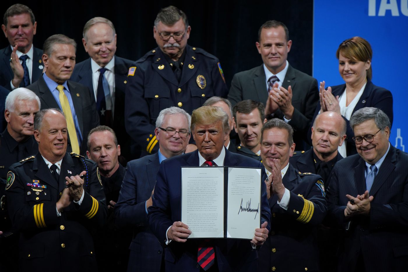 Trump's banana republic: Police state for the poor, free pass for president's pals and the rich | Will Bunch