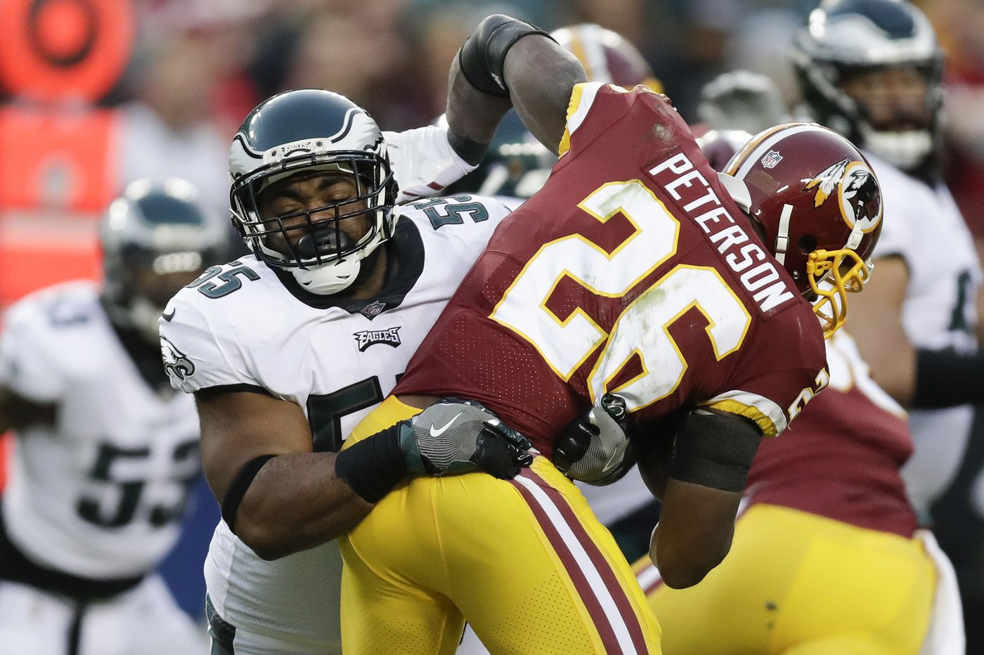Eagles defense ready for an Adrian Peterson who 'still can explode' | Early Birds