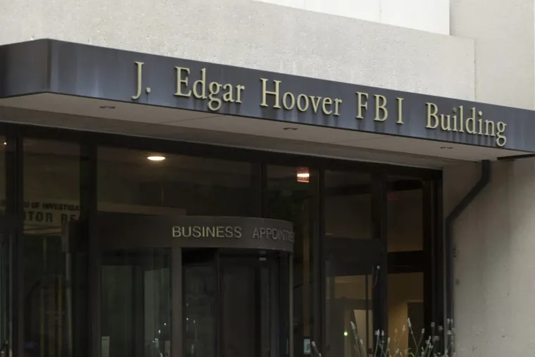 The FBI headquarters in Washington, D.C.