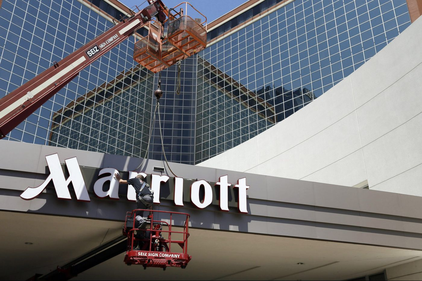 Marriott's Starwood hotel hit by huge extended data breach