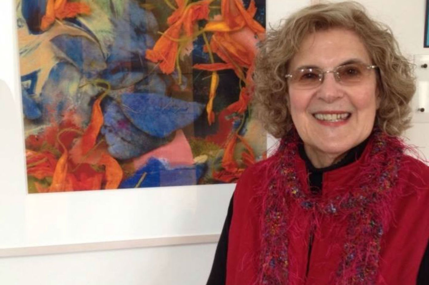 Merle Spandorfer, 83, artist and educator for 50 years at Cheltenham Center for the Arts
