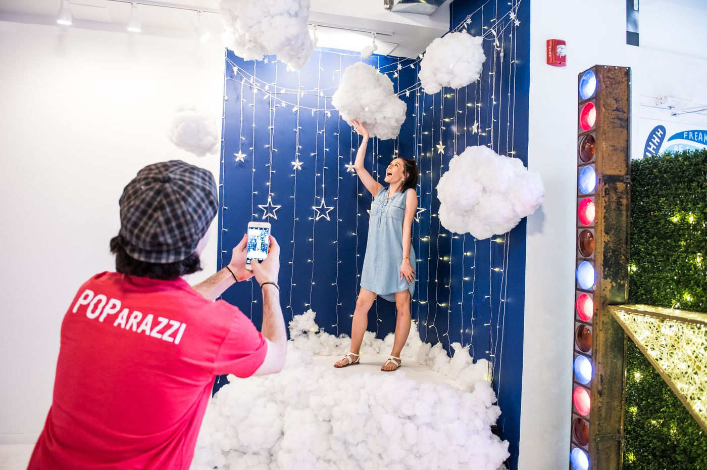 A new popup exhibition is now open in Philly, designed with the Instagrammer in mind