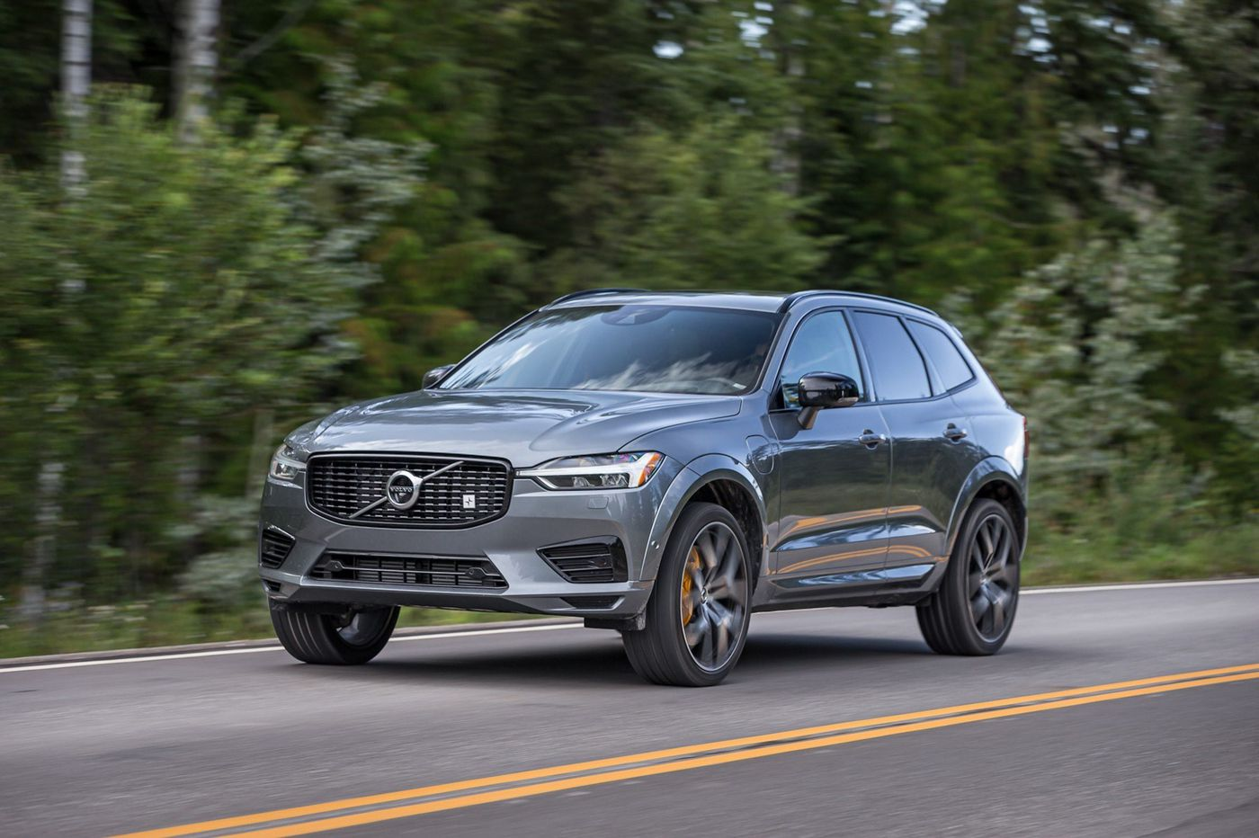 A fuel-sipping, high-performing Volvo SUV? It's real, but real pricey.