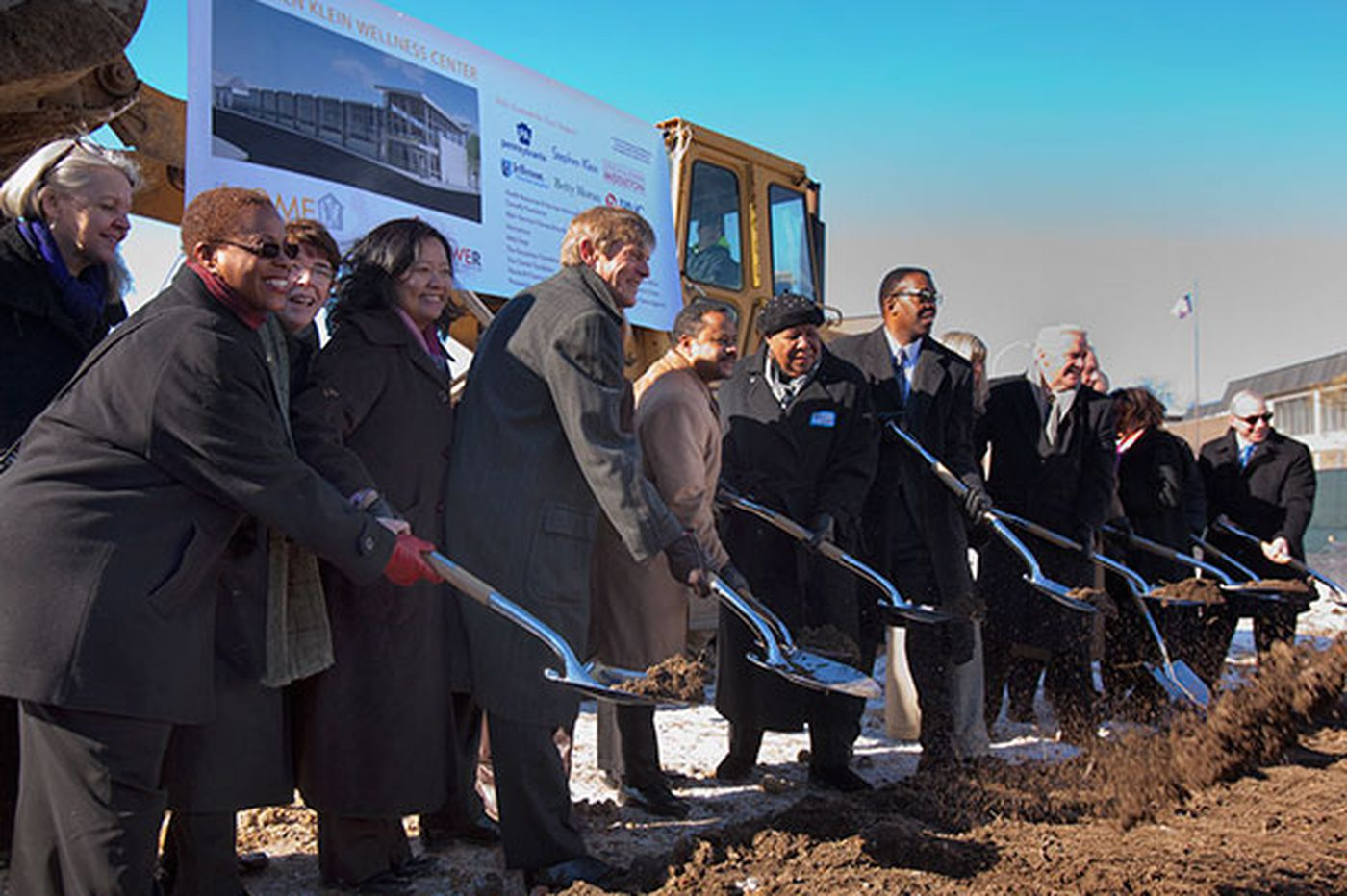 Health-care center to be built in N. Phila.