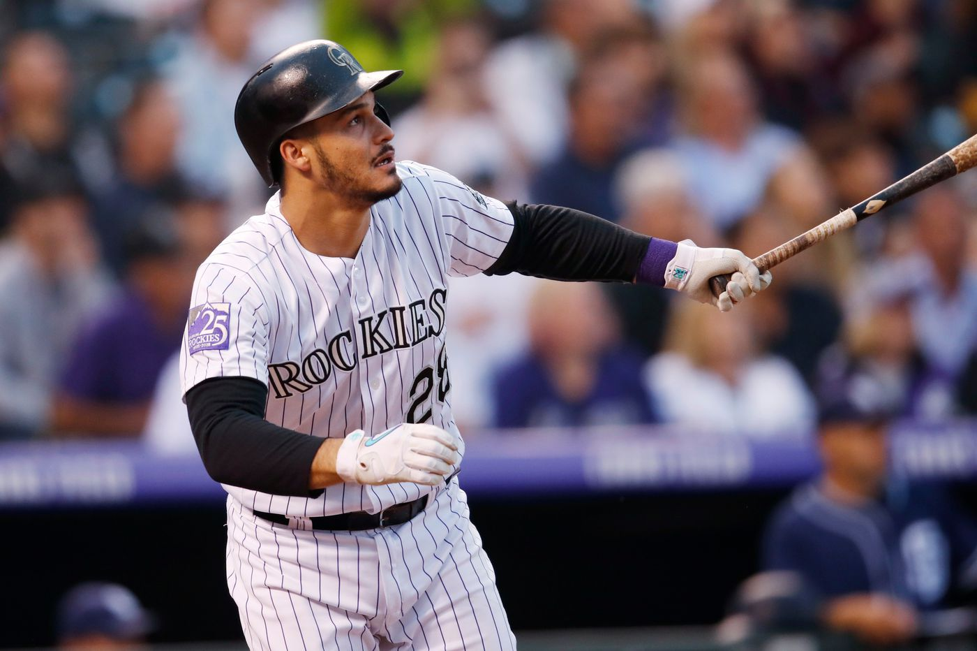 Nolan Arenado's contract gives Phillies more motivation to sign Bryce Harper