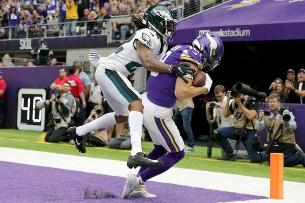 Eagles shredded by Vikings passing game, and three other takeaways from 38-20 loss to the Vikings | David Murphy