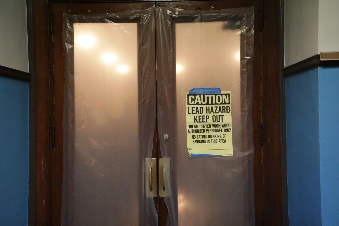 City moves to take the pain out of paint, other school hazards | Editorial