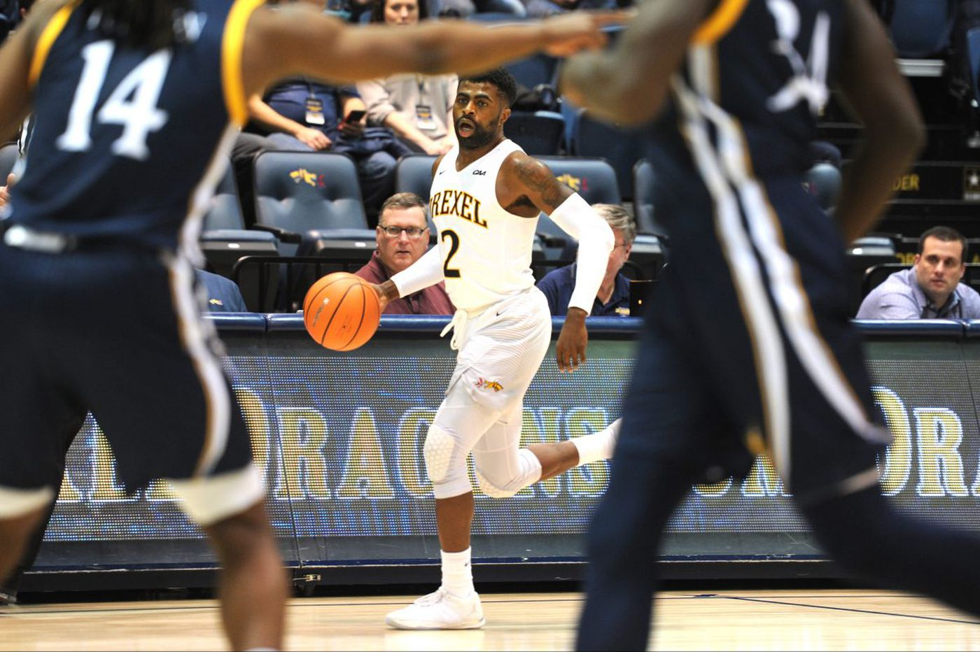 Tramaine Isabell leaving Drexel after graduating, Dave Beatty going to La Salle
