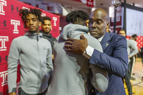 Aaron McKie, Temple's new coach, is as Philly as it gets | Mike Jensen