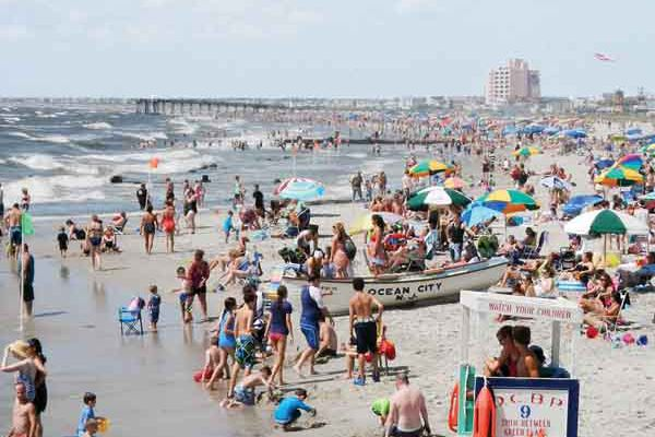 Insider's Guide to the Jersey Shore from Atlantic City to Cape May