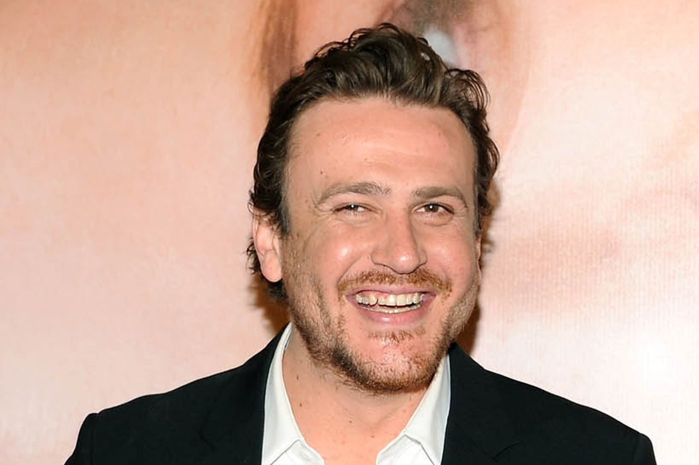 Why is actor Jason Segel in Philly?