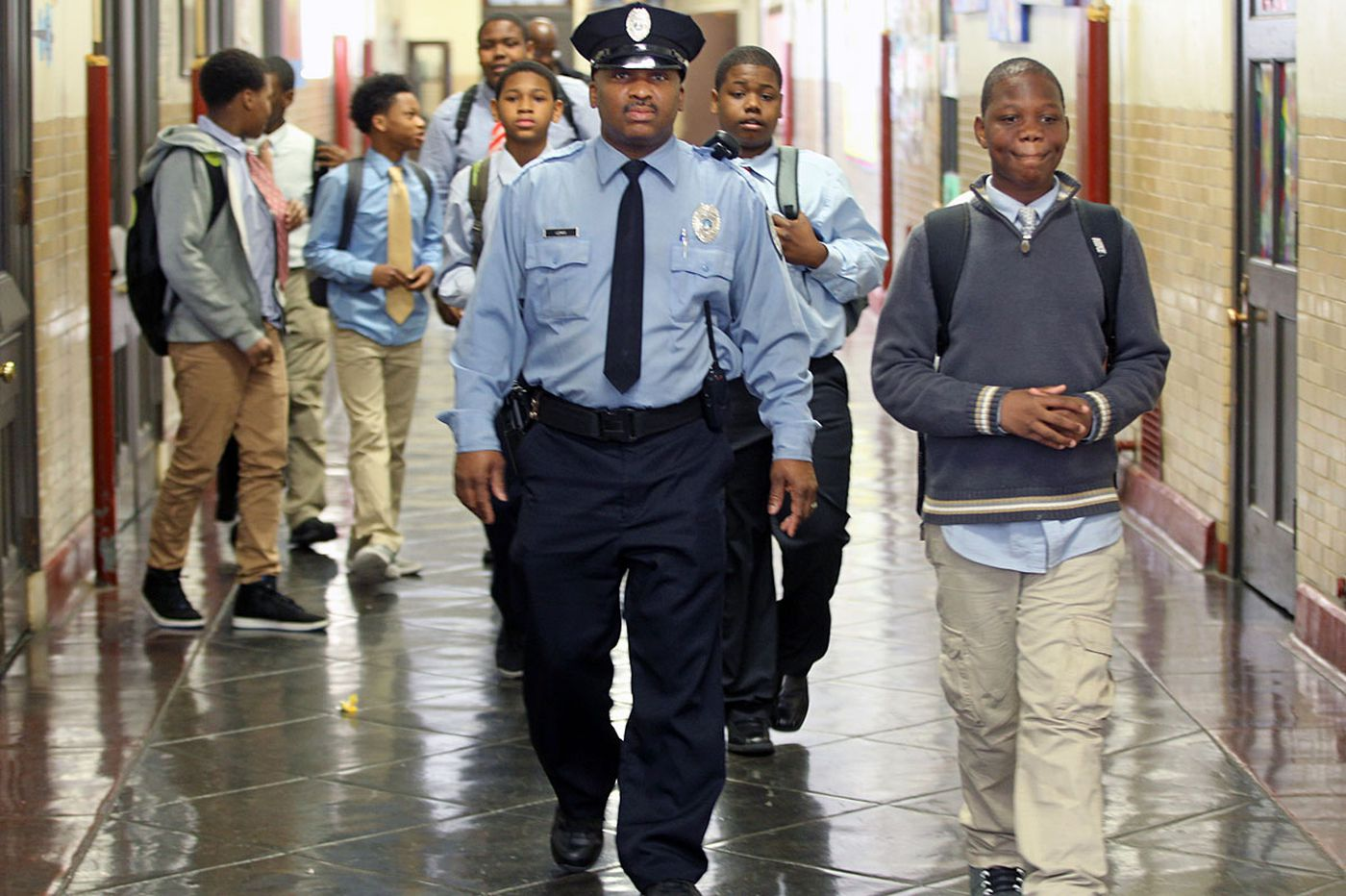Removing school police puts unfair burden on teachers | Opinion