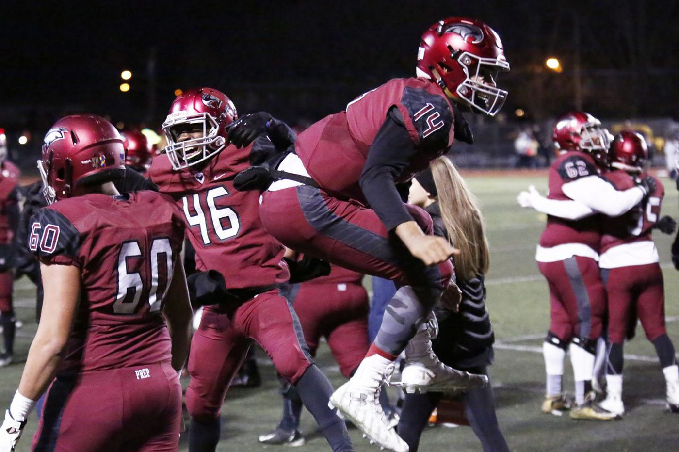 St. Joseph's Prep primed for another quarterfinal clash with Parkland