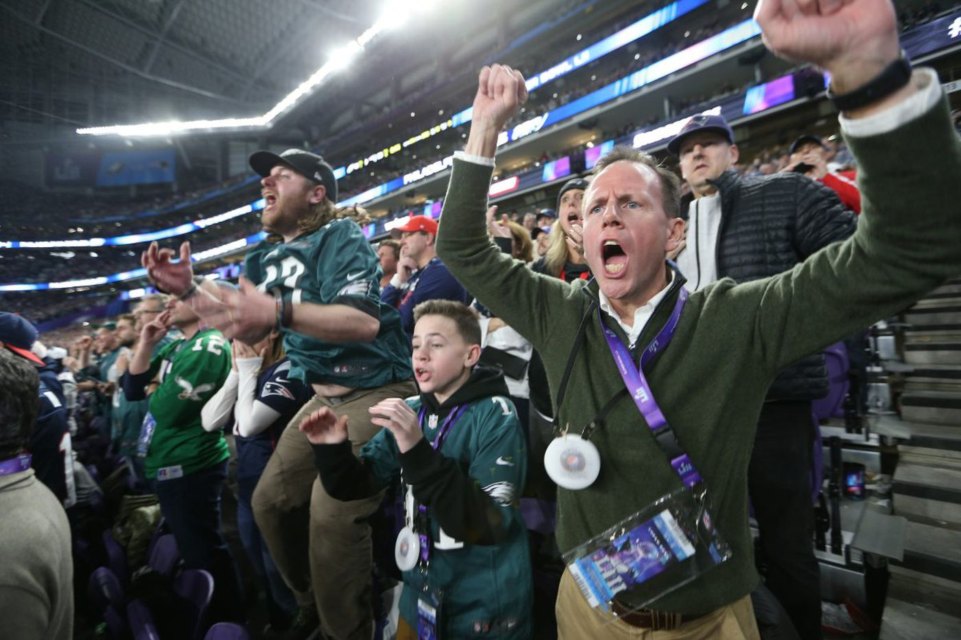 Eagles 41, Patriots 33: Five observations from the Birds' Super Bowl championship | Paul Domowitch