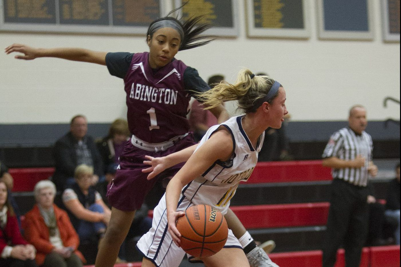 Southeastern Pa. girls' basketball leaders