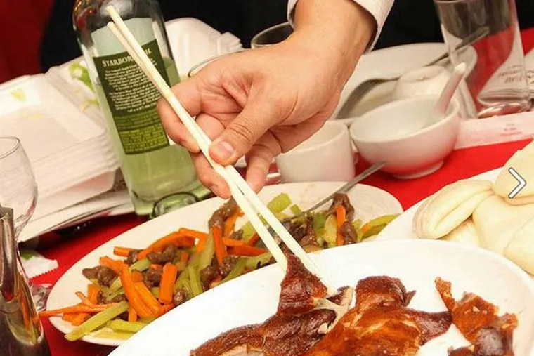 Nearly 100 lawyers and law students were sickened by norovirus following a Feb. 27, 2015 banquet at Joy Tsin Lau in Chinatown, Philadelphia.
